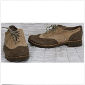 Sperry Top Sliders Womens Oxfords Sz 8M Two tone